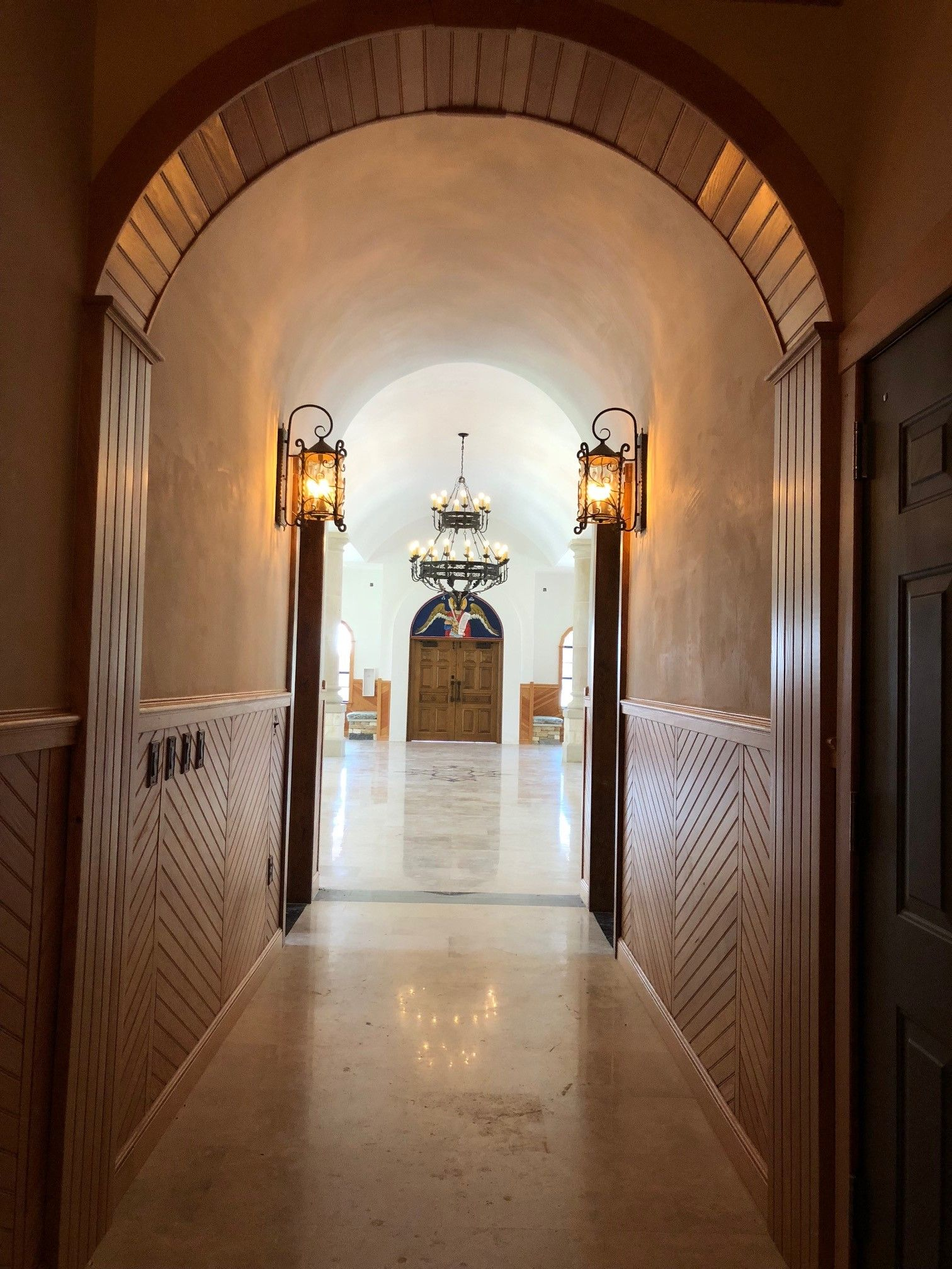 texans are big on faith we did the lighting for this place of rh pinterest com