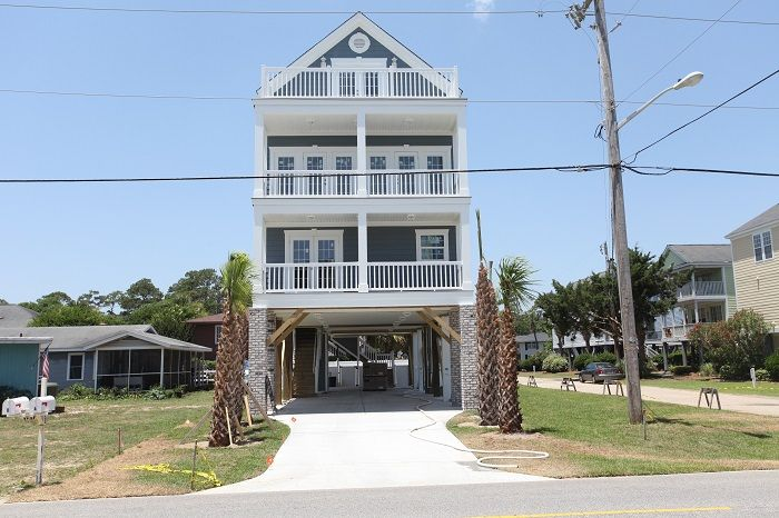 2016 beach house rental house of the rising son 410 s ocean blvd rh pinterest com