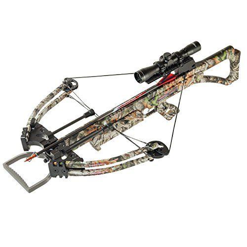 Darton Scorpion Crossbow Package, Adult, Next G Vista Cam...