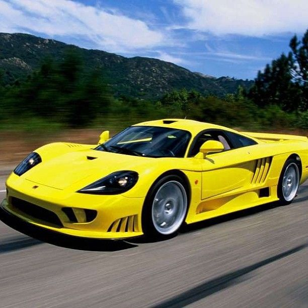 The Saleen S7. Over 200mph (321km/h) Of An American