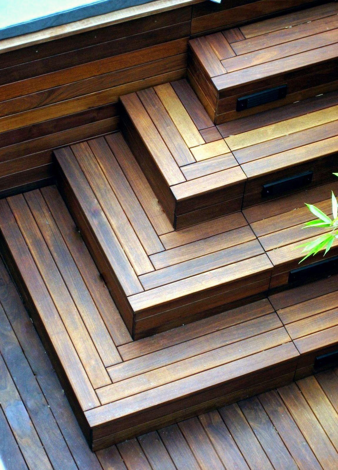 Best Ipe Rooftop Deck And Steps Wood Deck Designs Deck Steps 400 x 300
