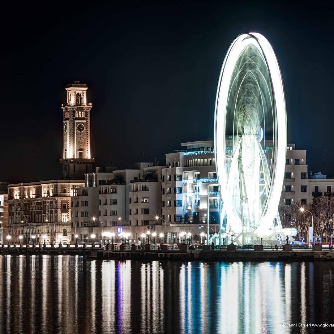 Bari Ruotapanoramica Ruota Panoramica Ferriswheel Lungomare