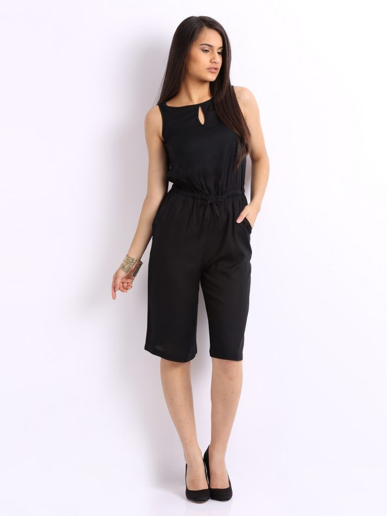 Jumpsuits For Women Buy Ladies Jumpsuits Online In India Myntra