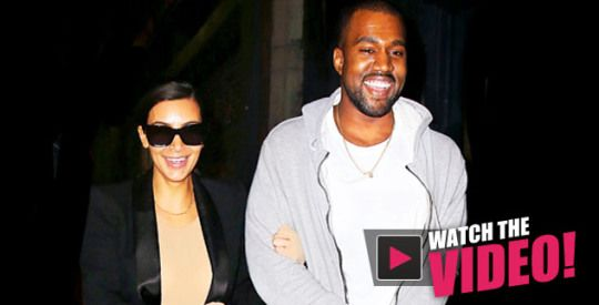 Just Married? Kim Kardashian and Kanye West All Smiles In New York City Prior To Paris Wedding Celebrations | Radar Online