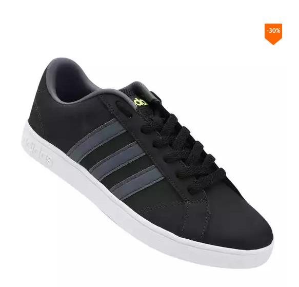 Tênis Adidas Vs Advantage Masculino  19508c81e8596