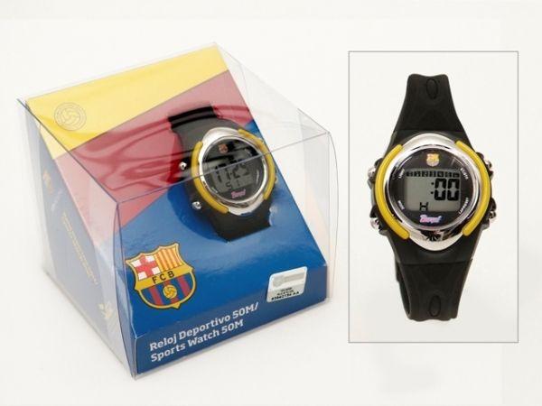 FC Barcelona Reloj Pulsera Caballero Digital 5 atm - FC Barcelona Reloj  Pulsera Caballero Digital 5 7f1c2d40627
