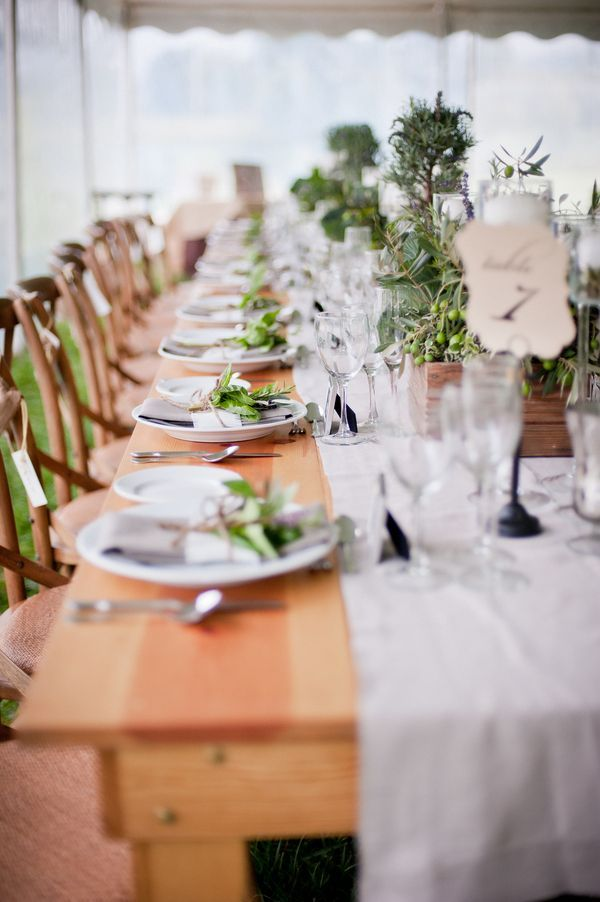 ideas for rustic wedding reception%0A Rustic Tuscan Style Southern Wedding