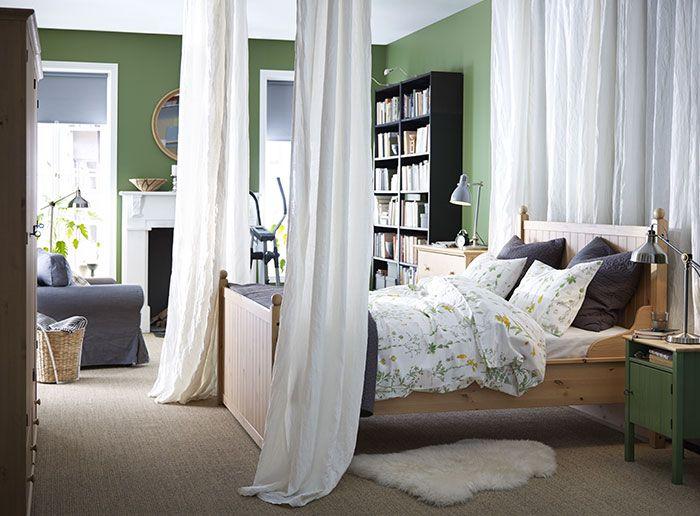 Slaapkamer Meubels Ikea : Hemelbed van ikea interieurideeen in 2018 slaapkamer ikea en