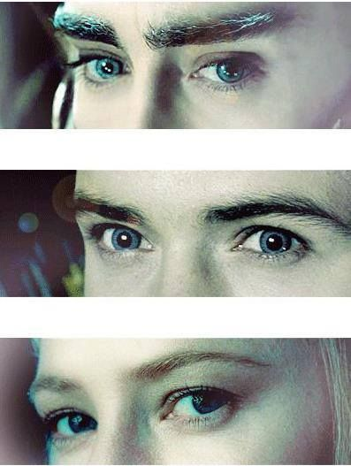 What do your elf eyes see? Well my elf eyes see Thranduil ...