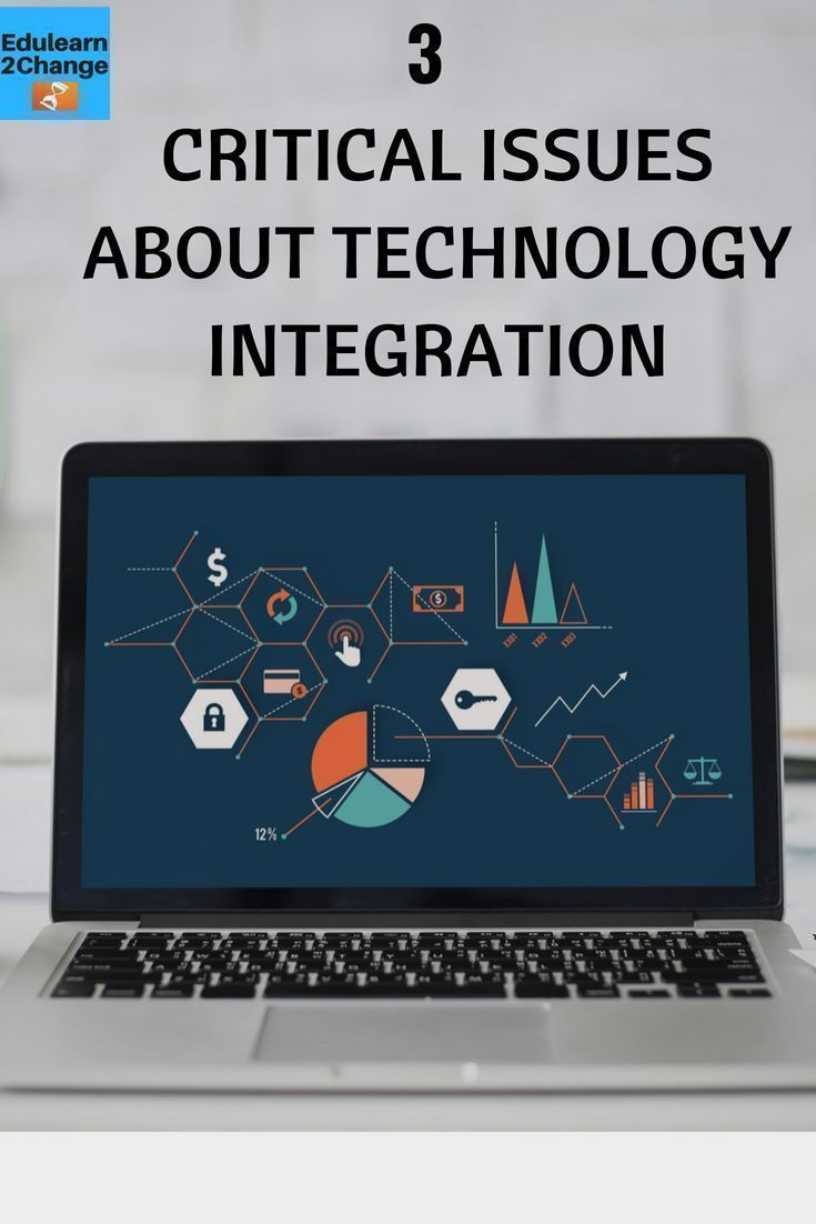 3 Critical Issues about Technology Integration – EduLearn2Change