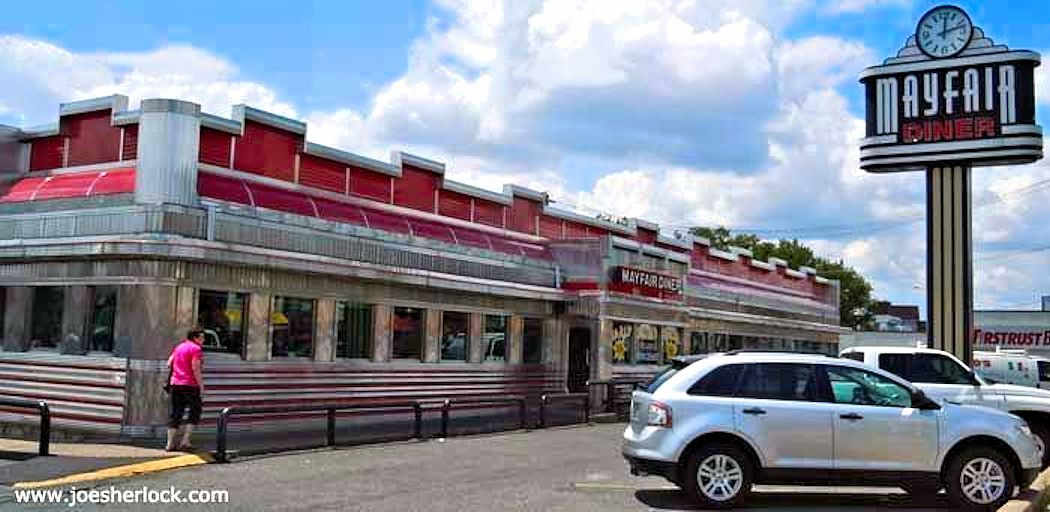 The Mayfair Diner In Northeast Philadelphia Is An Institution Founded In 1932 The Mayfair Still Provides A Type Philly Philadelphia Philadelphia Pennsylvania