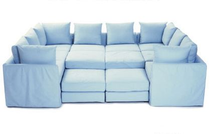 The Fabulous Dr Pitt Sofa I Need One Sectional Slipcover Sectional Furniture Slipcovers