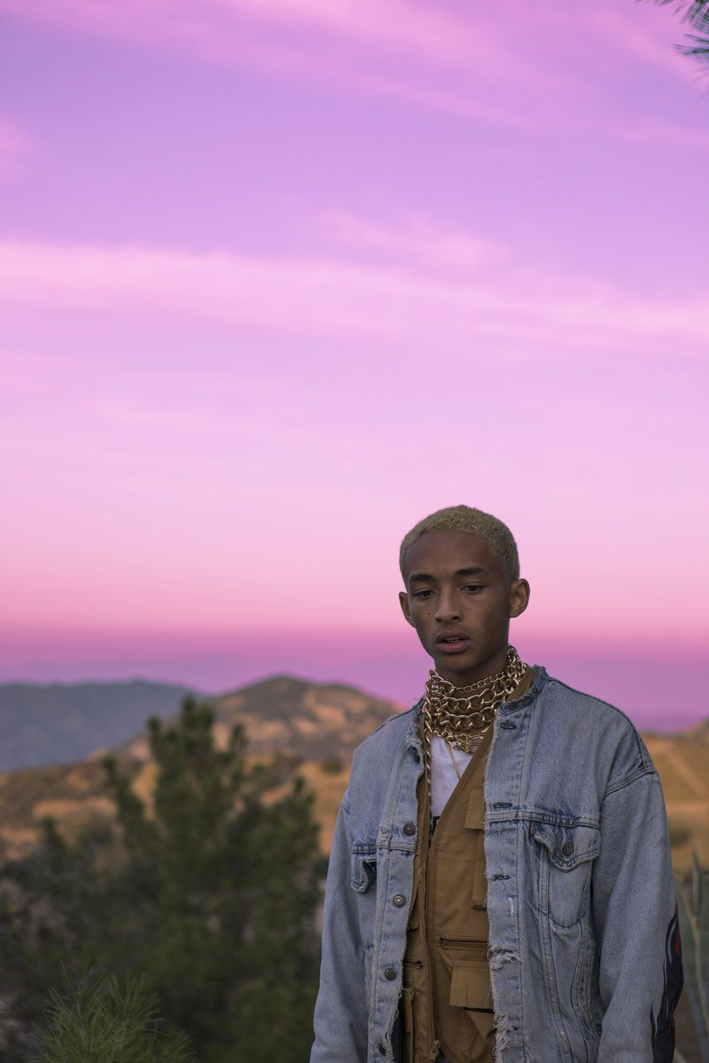 Image Result For Jaden Smith Sunset Jaden Smith Pink Aesthetic Smith