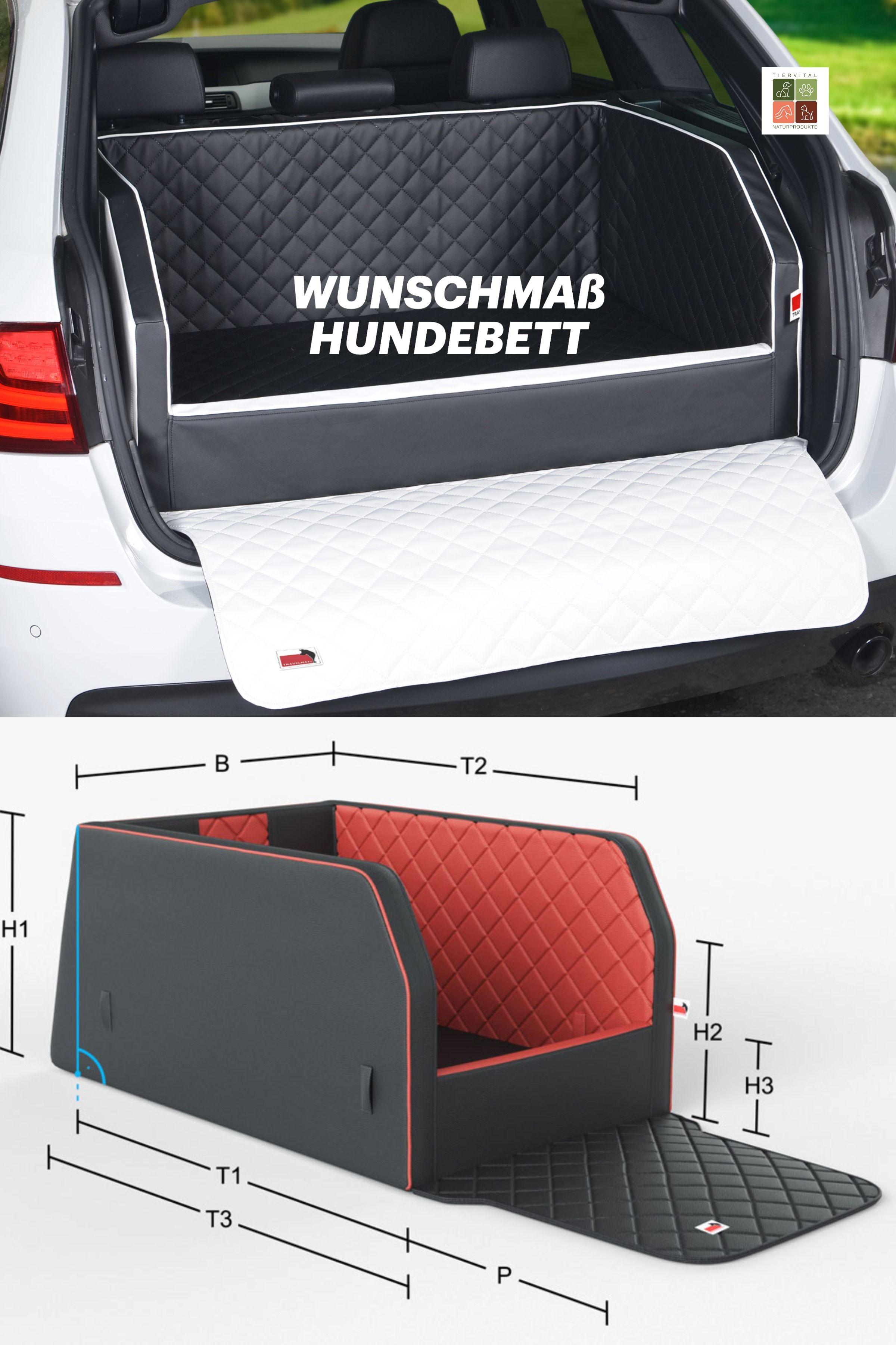 Hunde Autobett Travelmat Duo Plus Wunschmass In 2020 Autobett Hunde Autos