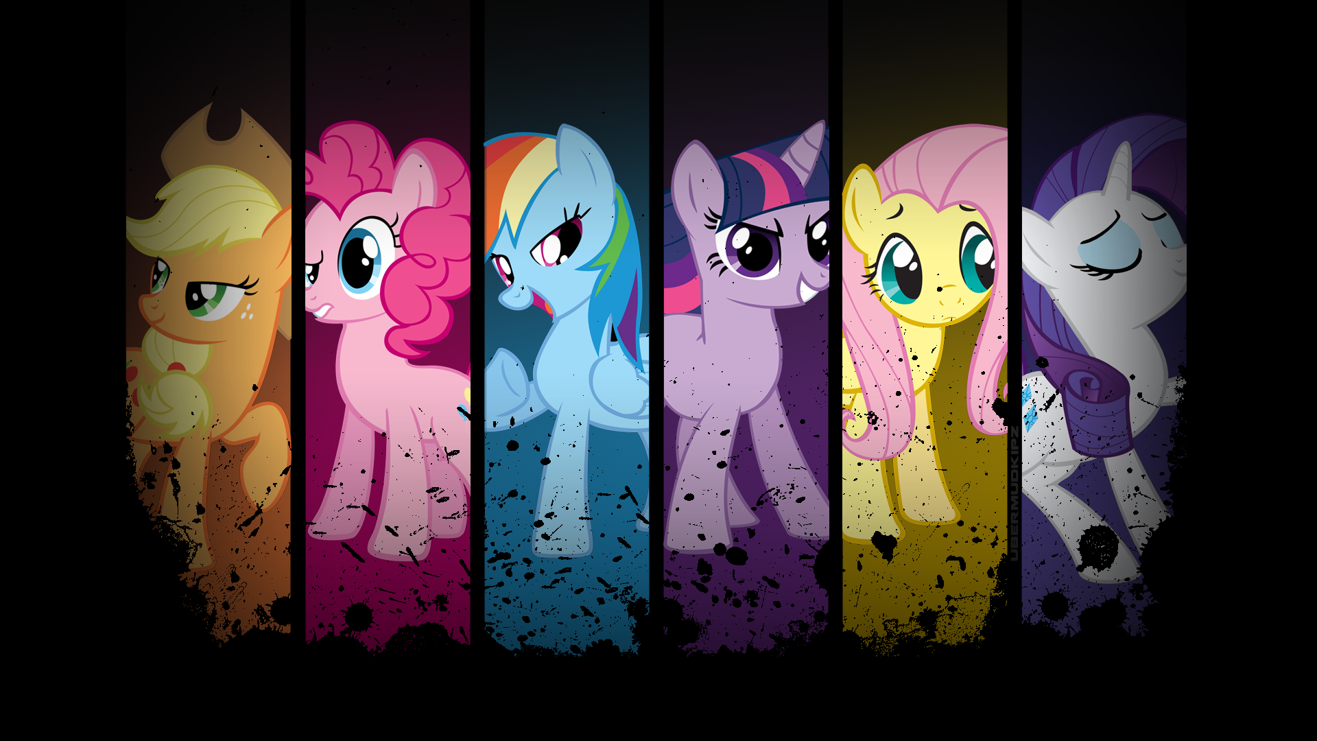 Rainbow Dash Wallpaper With Images My Little Pony Wallpaper