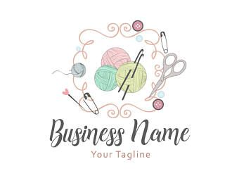 Craft Business Logo Design Crafting