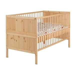 Ikea Tassa Crib Unable To Find The Hardware And It Is