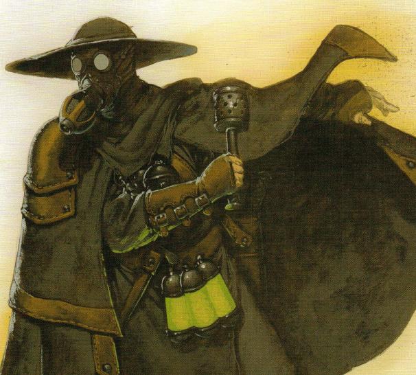 Mysterious muddler