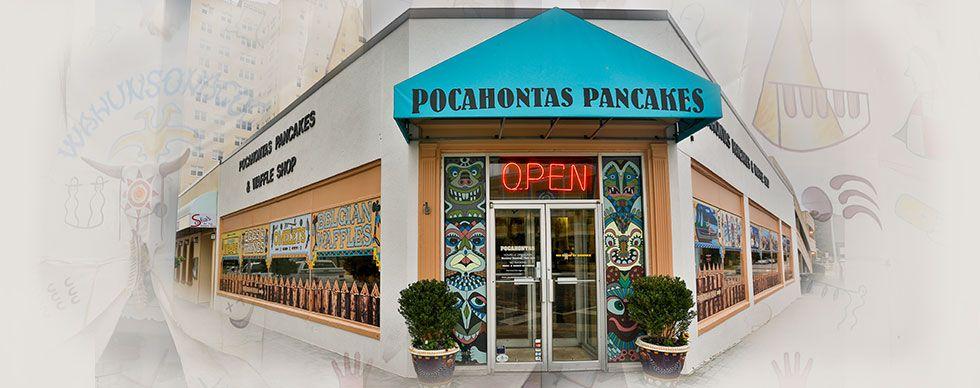 pocahontas pancakes and waffle restaurant