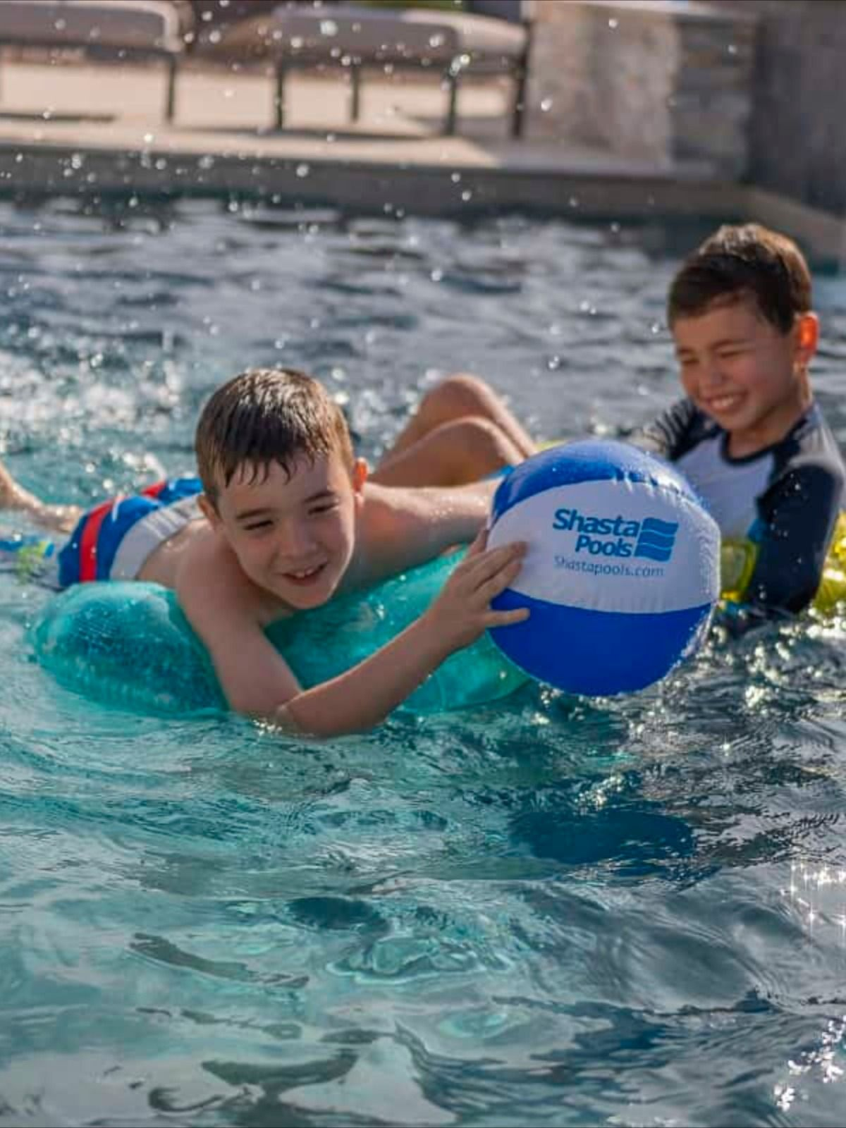 5 Fun Water Safety Games For Kids In