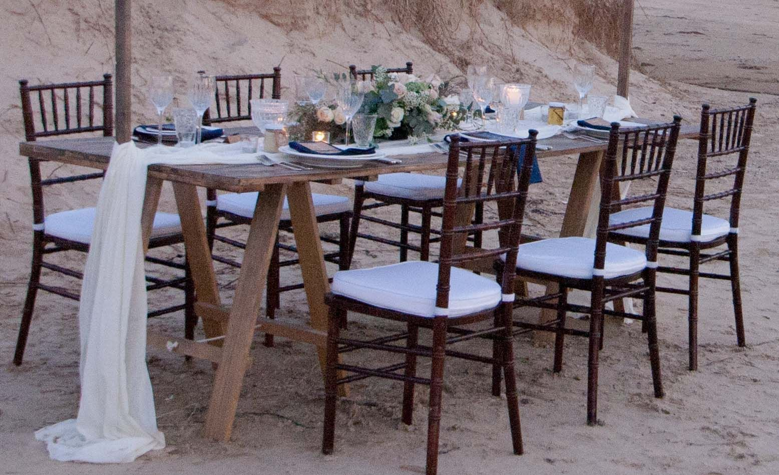 Wedding Stylists Furniture Hire Tiffany Chiavari Chairs Cross Back Bentwood Vintage French Lounges Timber Trestle Table