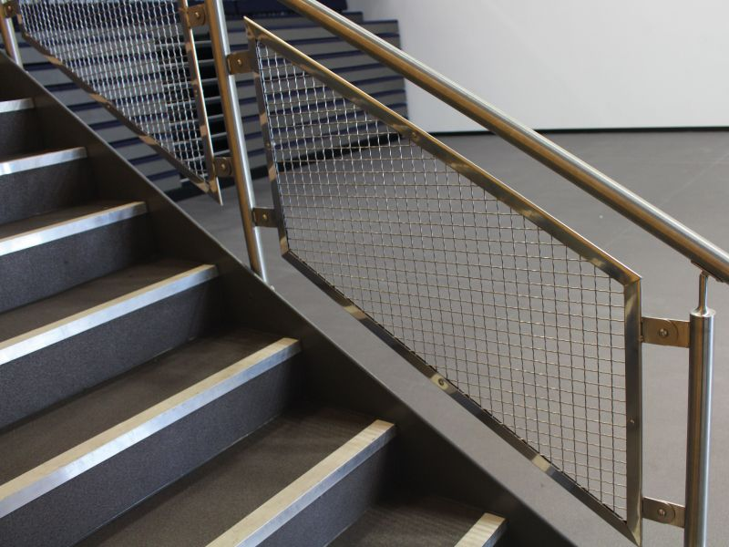 Best Concord S843 2 Architectural Mesh Was Specified For All 400 x 300
