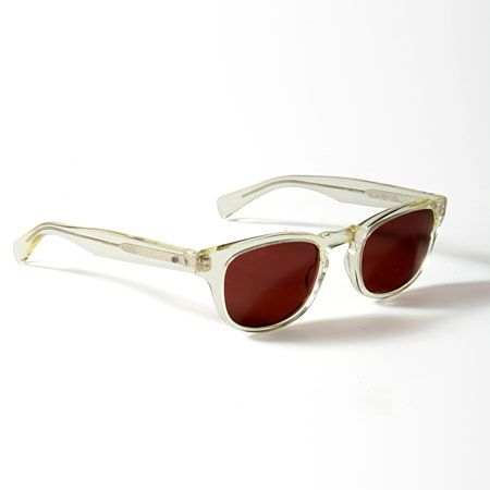 paul smith x oliver peoples clear frame sunglasses