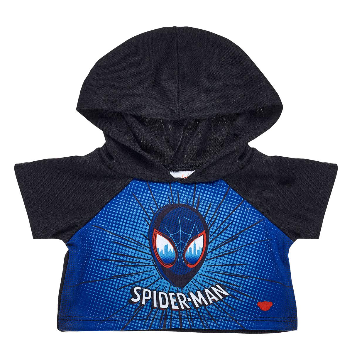 838017bc40 Miles Morales  Spider-Man Hoodie