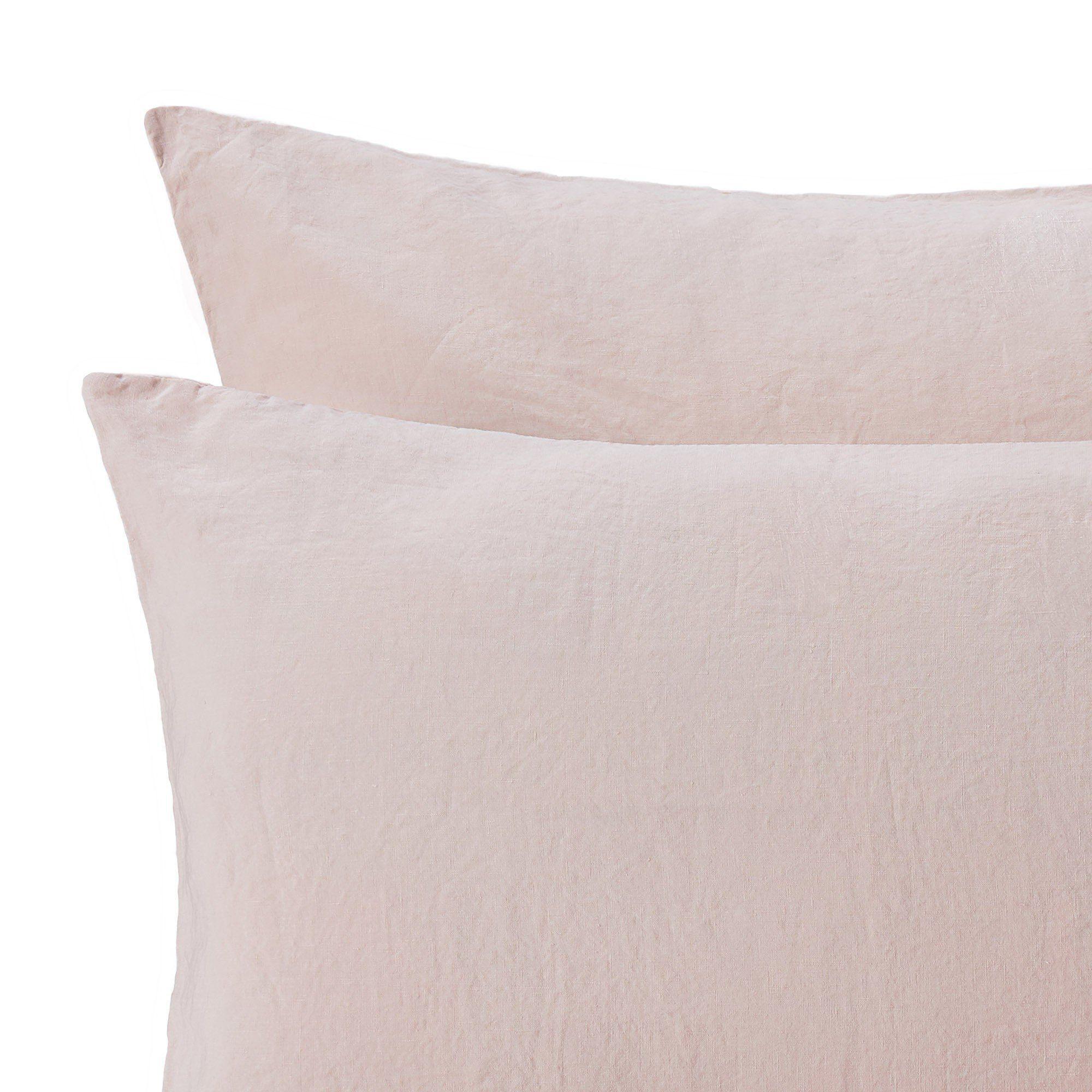 Bettwasche Bettwasche Weisse Bettwasche Und Kopfkissenbezug