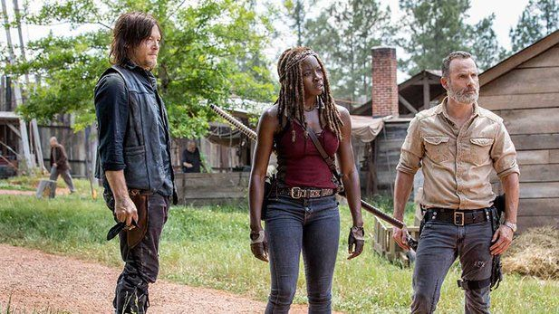 Hauptdarsteller Walking Dead