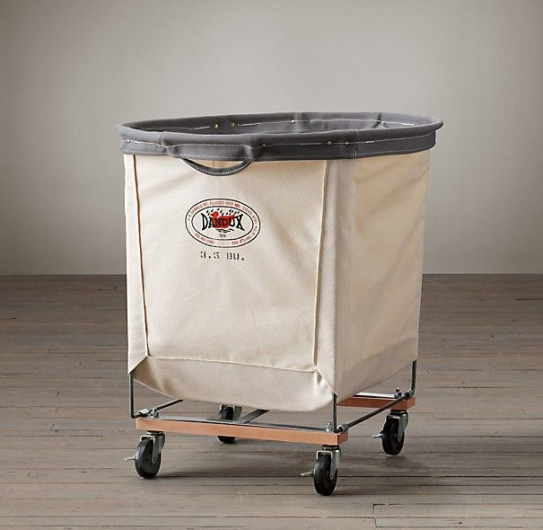 5 Favorites Wheeled Canvas Laundry Hampers Laundry Cart Canvas