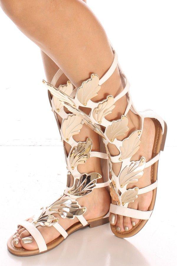 Gladiator sandals sexy