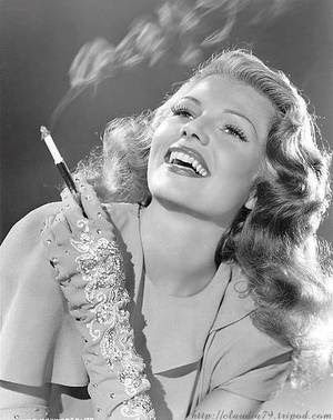 Vintage Women Smoking Ads | Ah, remember those good old time, when smoking cigarettes made people ...