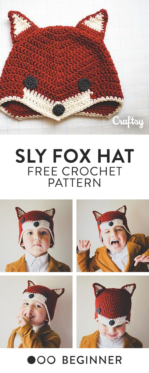Just in time for Fall weather and Halloween costumes! Crochet an ...