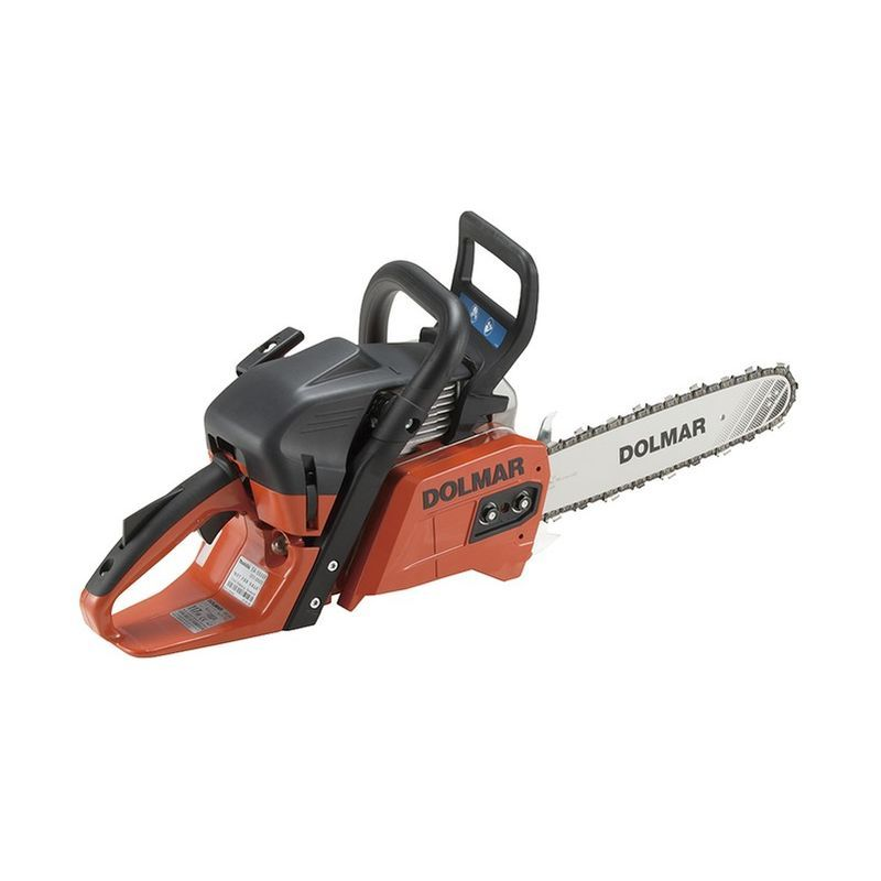 Dolmar Tronconneuse Thermique 45 Cm 55 7 Cm3 3kw Ps550 45325 Makita Chainsaw Electric Chainsaw