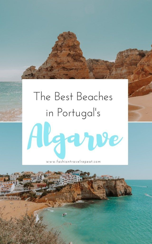 The Best Beaches In The Algarve Portugal Best Beaches In