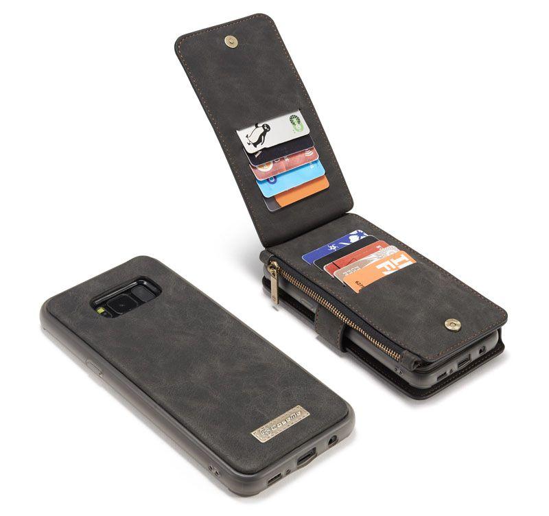 on sale 4c924 7e0d2 CaseMe Samsung Galaxy S8 Plus Wallet Case Red | CaseMe Samsung ...