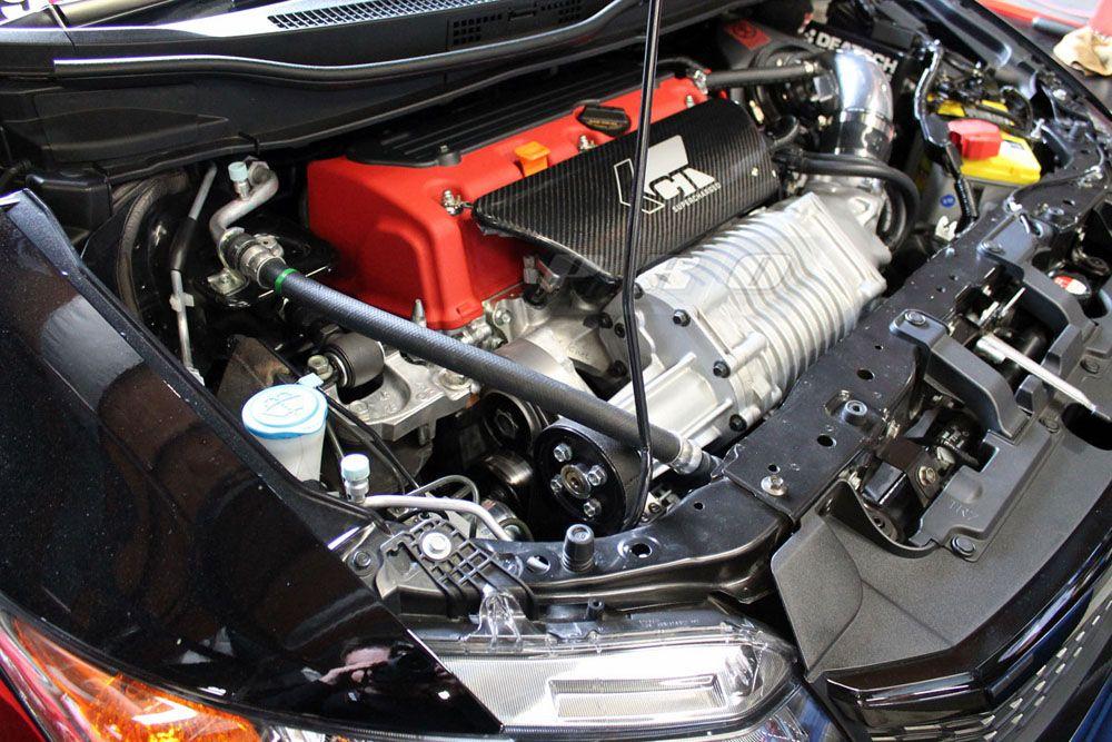 2014 Honda Civic 4 Door Sedan Si Ct Engineering Supercharger Kit