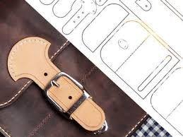 image result for free leather templates работа с кожей pinterest