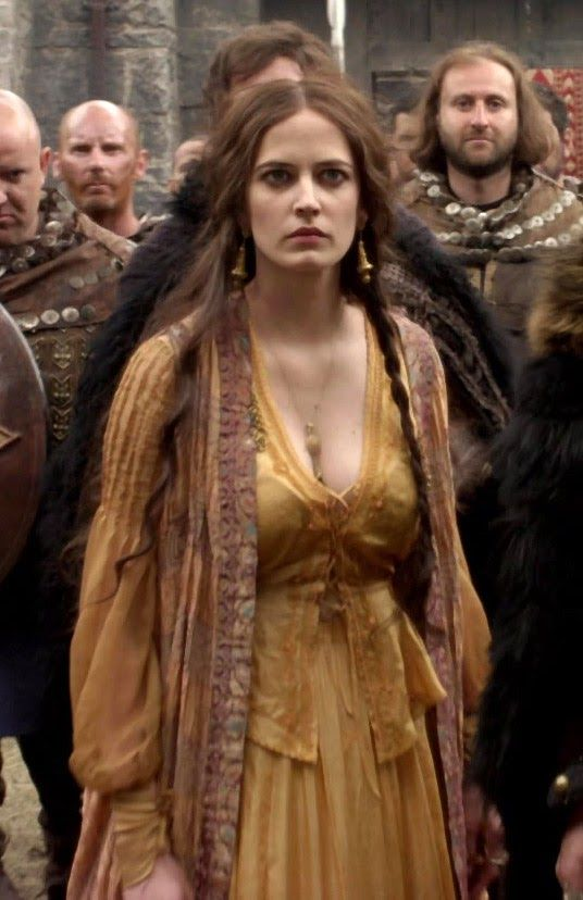 Camelot Morgana Actress Eva Green Eva Green Camelot Eva