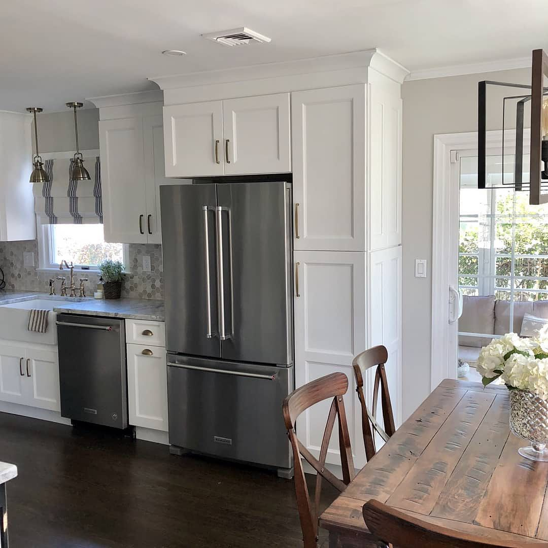 Pin By Fabuwood Cabinetry On For The Home In 2020 Kitchen Design Kitchen Remodel Kitchen Renovation