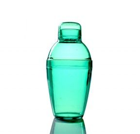 Green 10 Oz. Cocktail Shaker - 24 Pieces per Case  Product # :FL-4102-GRN. $28.70