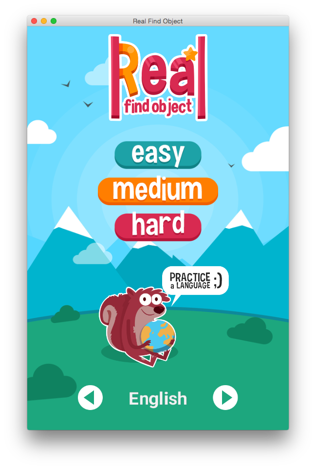 Real Find Object game Game gui, Game design, Game app
