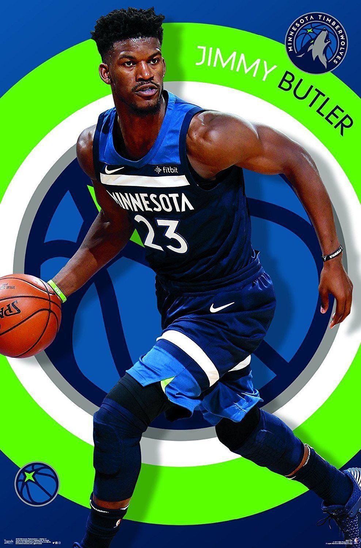 Minnesota Timberwolves Jimmy Butler Franchise 22x34 Basketball Poster Sports Posters Basketball Minnesota Timberwolves Basketball Hairstyles