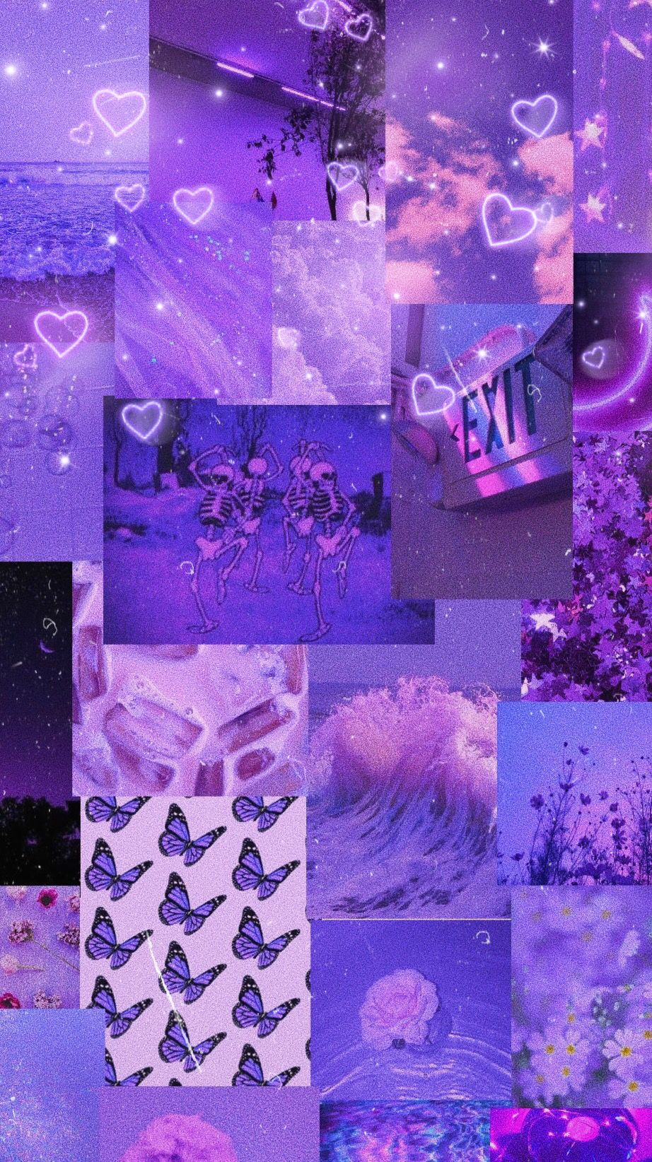 Our smartphones are the most precious and most frequently used item in our daily lives. Purple aesthetic wallpaper in 2020 | Purple aesthetic ...