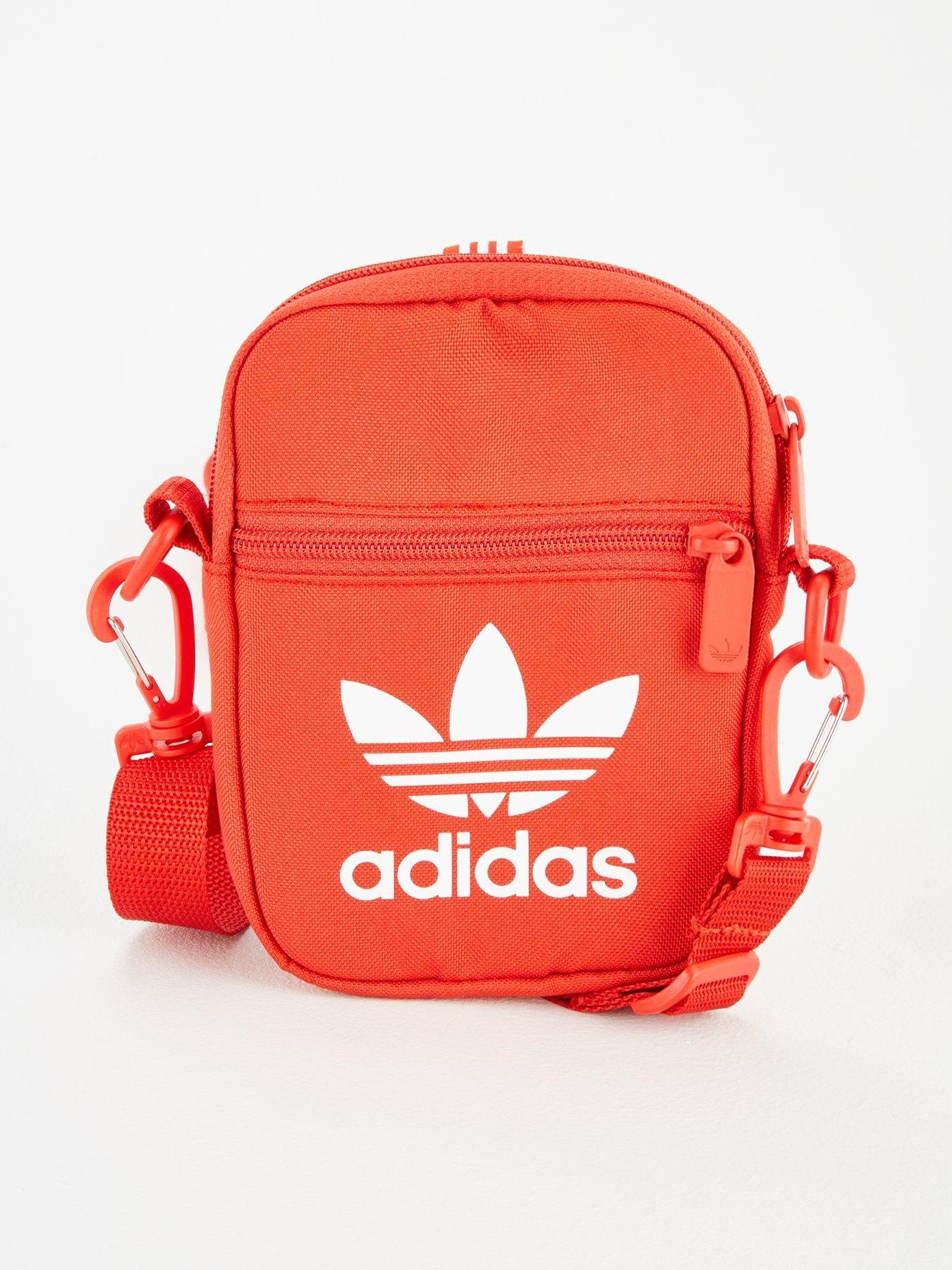 Adidas Festival Bag Red Festival Bag Shoulder Bag Work Bag