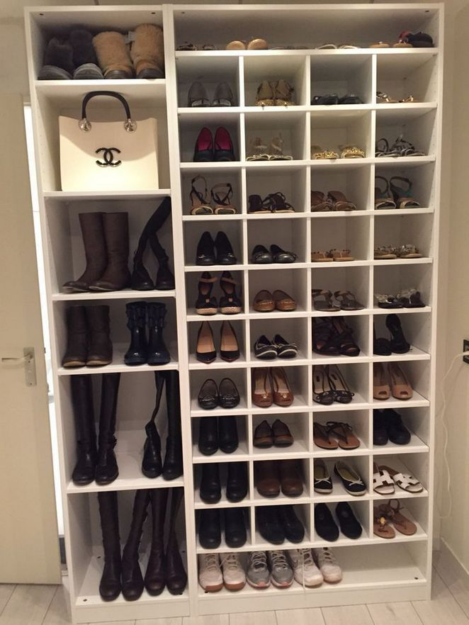 40+ Here's What I Know About Closet Shoe Storage - pecansthomedecor.com    Source by leyaiyleen14 #Closet #Heres #pecansthomedecorcom #Shoe #Shoe closet ideas #storage