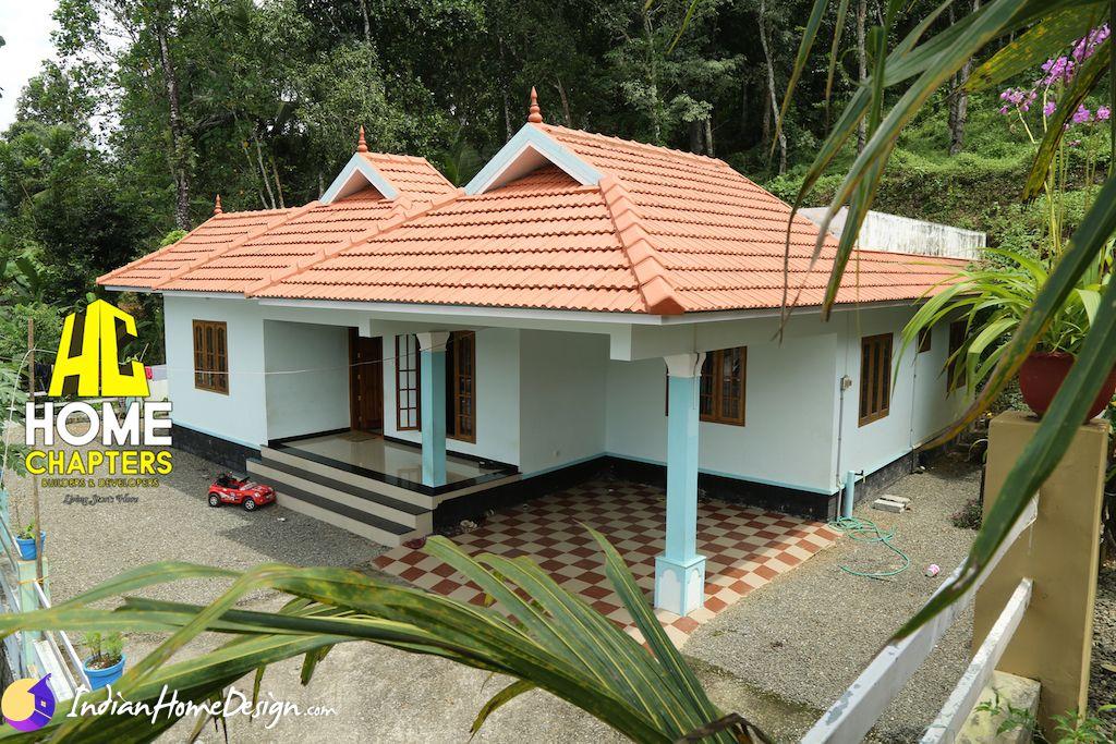 Indianhomedesign Low Cost Kerala