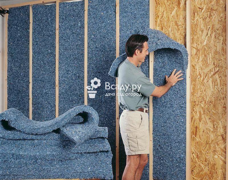 Утеплитель для стен дома: виды, как выбрать ...