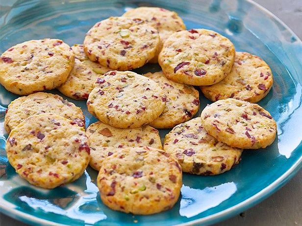 Rons cheddar cranberry and pistachio cookies recipe pistachio rons cheddar cranberry pistachio cookies recipe ron ben israel food network forumfinder Image collections